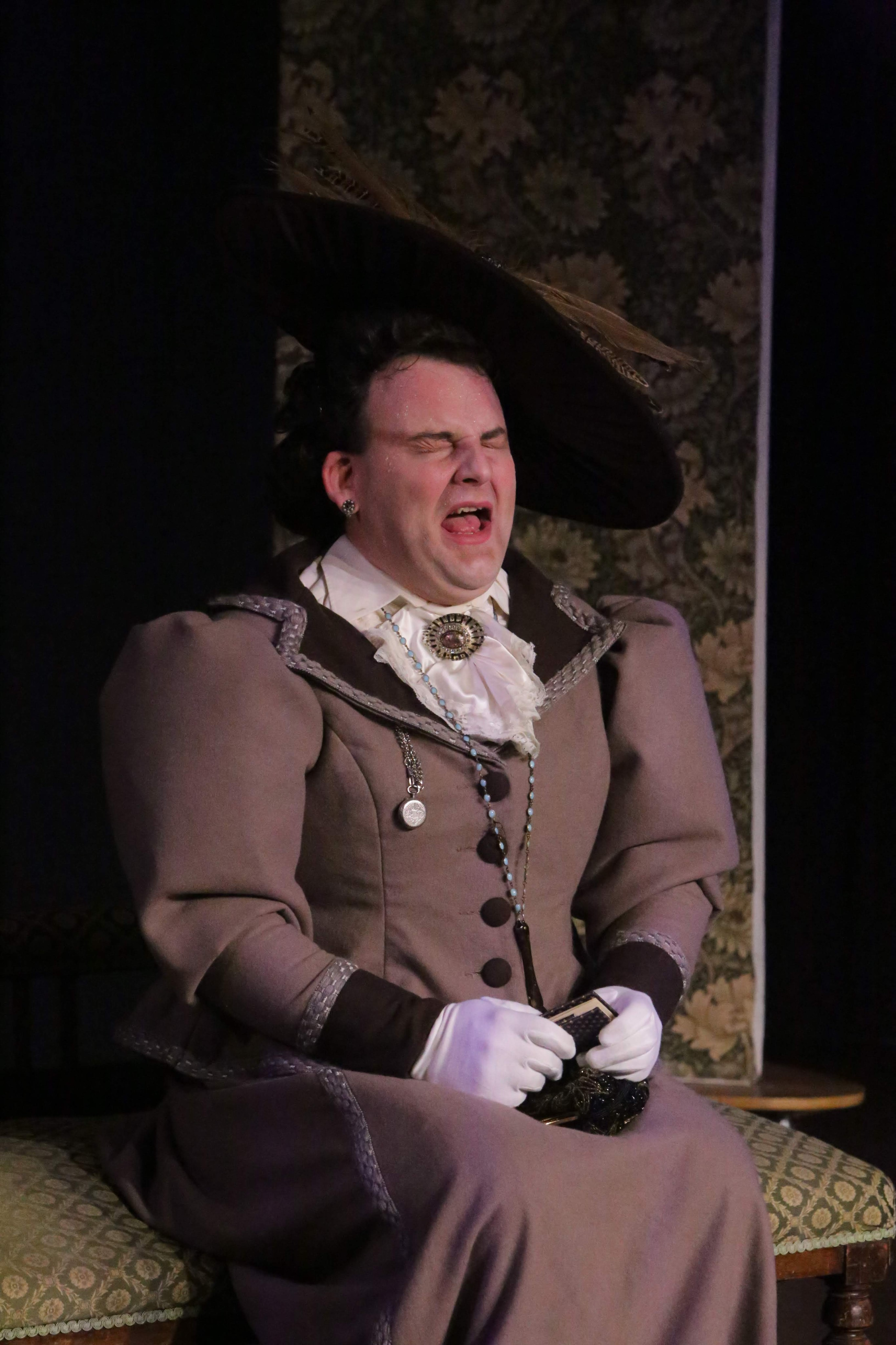 The Importance of Being Earnest - Q2 Players